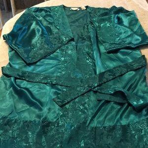 Victoria secrets robe